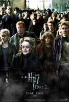 Deathly Hallows Part 2 people by HogwartSite