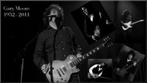 Gary Moore Tribute by GypsyH