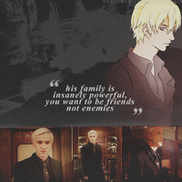 You want to be Draco's friend by Sx2