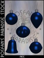 Xmas Baubles 012 by poserfan-stock