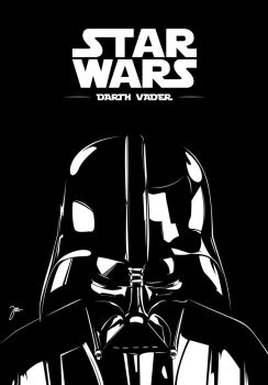 Darth Vader by JeoHate
