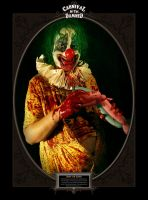 Zeppo the Clown by Taragon