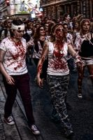 Zombie Walk Warsaw 2010 16 by remigiuszScout