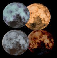 PNG Moon Pack by SavageDragon1313