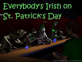 St. Patrick's Day, 2012 by Norski