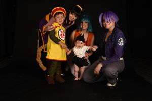 DBZ Family by ryoky28