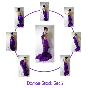 Danae stock Set 2
