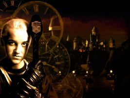 Draco Malfoy -- Lord of Time by AriadneInLove