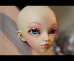 My Third BJD Makeup by MySweetQueen-Dolls