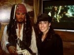 Me and Jack Sparrow by D17rulez