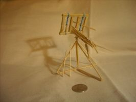 Mini Roman Ballista by JJShaver