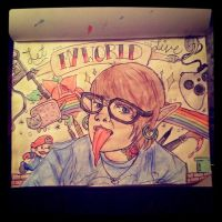 My World by MonteyRoo