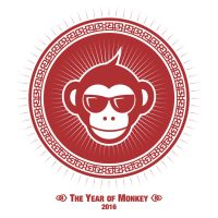 Year of Monkey by hayesng