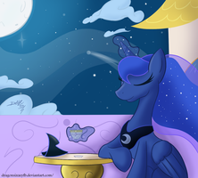 When the night comes by D-SixZey