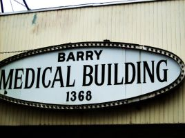 Barry Medical Building by setmyfriendsonfire27