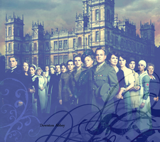 Downton Abbey 2 by gerrysangel