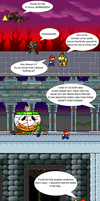 Death Battle: Bowser vs Ganon Aftermath by Toad900