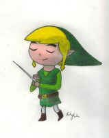 Wind Waker Link for Collab by Fab-912