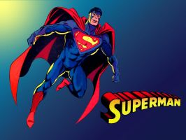 Elseworlds Superman WP by Superman8193