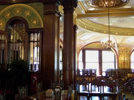 Flagler College Cafeteria by cxsankh