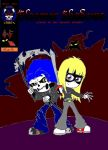 Gloomer Shadows No. 2 Cover by SkullWolf97