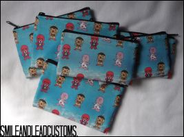 Animal Crossing: Octopus Villagers Pouch - 4SALE by SmileAndLead