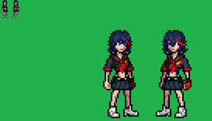 SPD Ryuko matoi by zacharyleebrown
