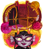 meenah's escape - nucca please by djYapster