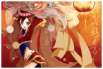 2016 happy new year]sun shangxiang by Draven4157