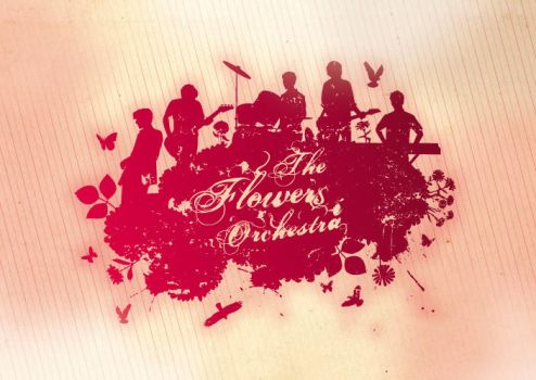 The Flowers Orchestra by Par4noid