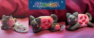 Nyan Cat by Nine-Tailed-Fox
