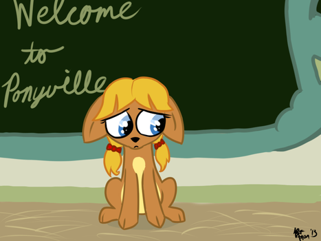 Exchange Student by Art-Anon