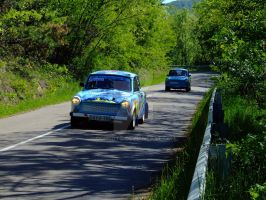 trabant racing by donfoto