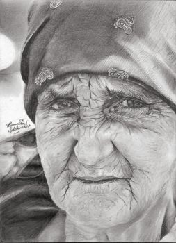 Old woman... by Camelia-07