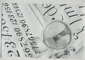 Things I am Font of by gyerase