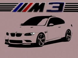 BMW POWER by mikojan10