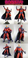 Jim Lee Magneto Custom Figure by KyleRobinsonCustoms