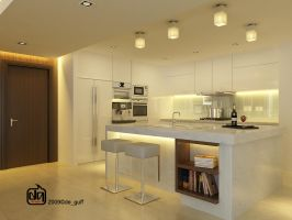 Prestige Kitchen by deguff