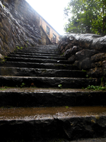 Stone Steps by Daemare
