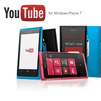 Youtube App for WP7 by MetroUI