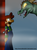 Trapped by MariobrosYaoiFan12