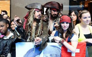 London, Pirates OST Sparrows 2 by elodie50a