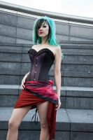 Londinium corsets stock 52 by Random-Acts-Stock