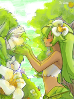 Wakfu - Scent and Life by DS-Hina