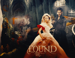 Emma and Hook| Blend by saltylittledreams