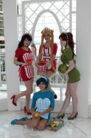 Sailor Moon Cosplay by Wataru12012