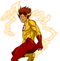 Chico Flash by sparks220stars