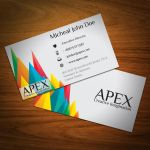 Apex Business Card by KaixerGroup