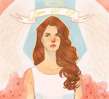 lanadelrey by wiccimm