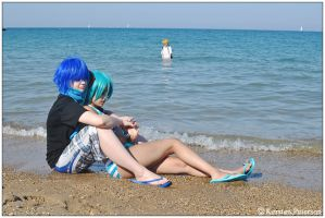 Vocaloid: Forever Alone by CosplayerWithCamera